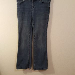 Michael Kors Casual Blinged Out Jeans Sz 10